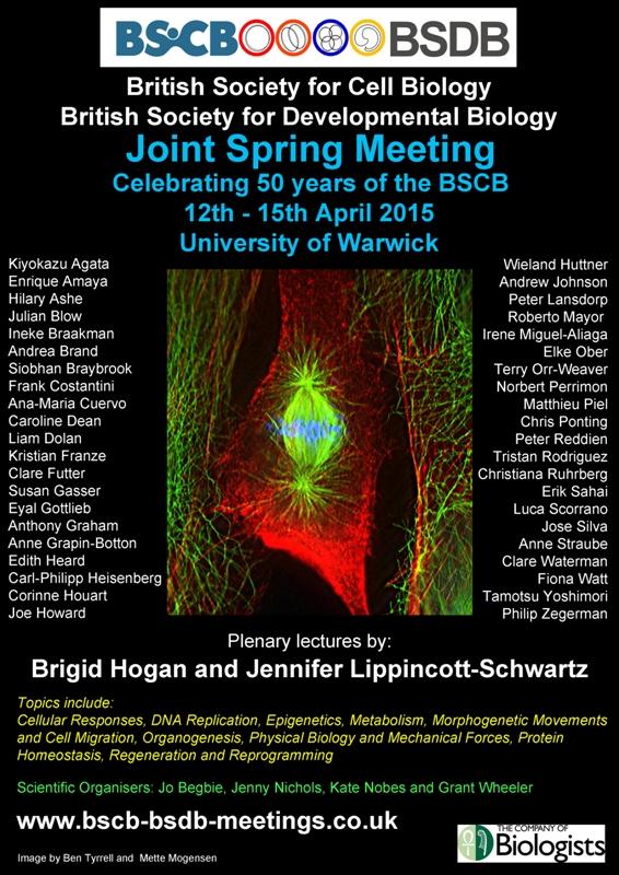 Spring Meeting Poster