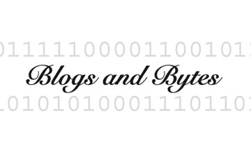Blogs and Bytes