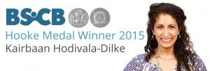 Hooke Medal Winner