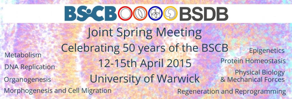 Spring Meeting 2015